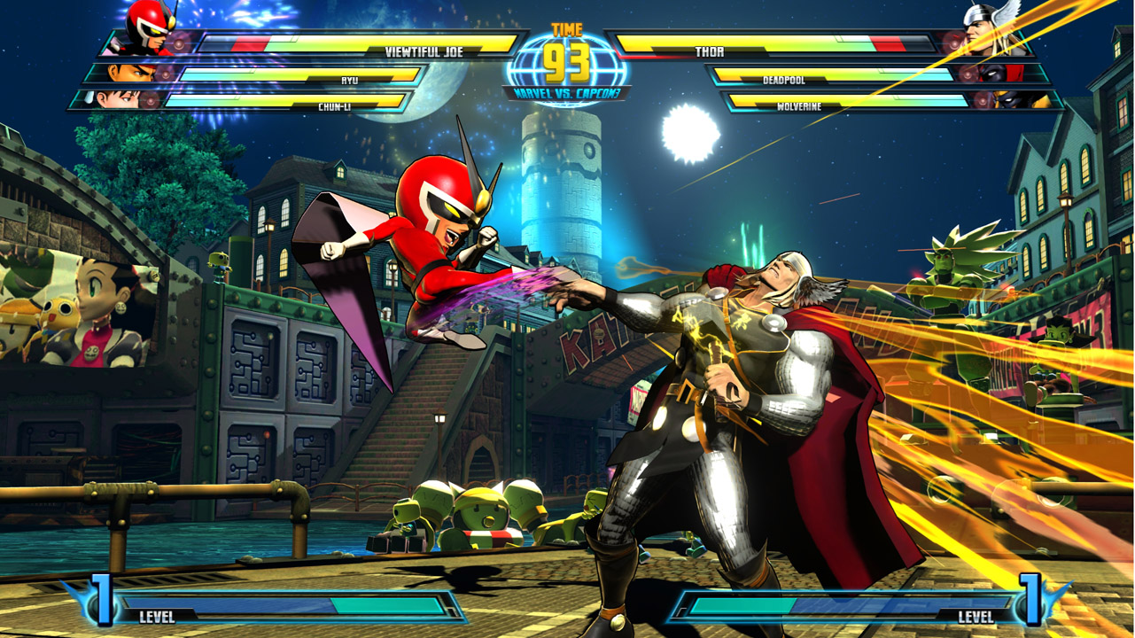 Marvel vs Capcom 3 : Fate of Two Worlds Playstation 3 | 61