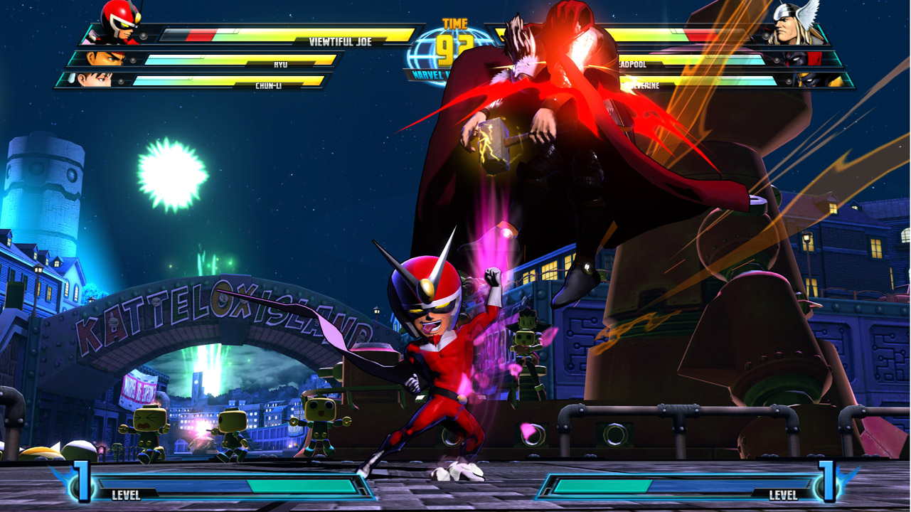 Marvel vs Capcom 3 : Fate of Two Worlds Playstation 3 | 62
