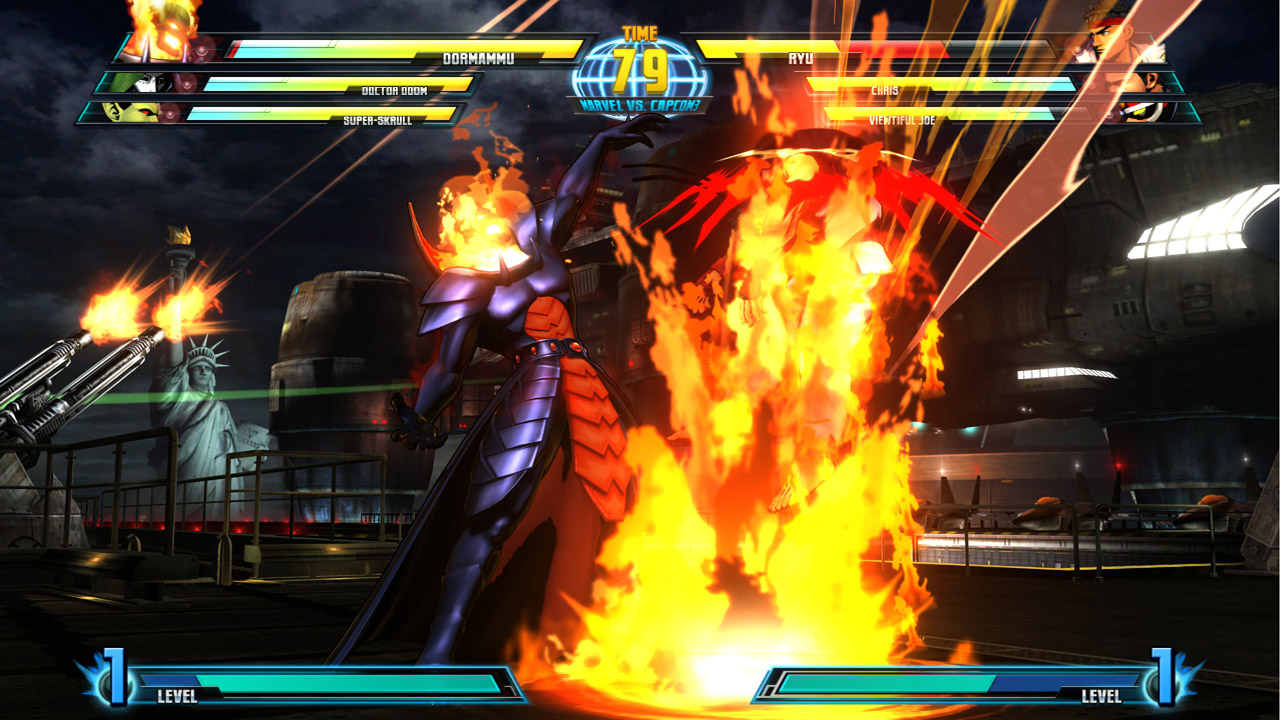 Marvel vs Capcom 3 : Fate of Two Worlds Playstation 3 | 65