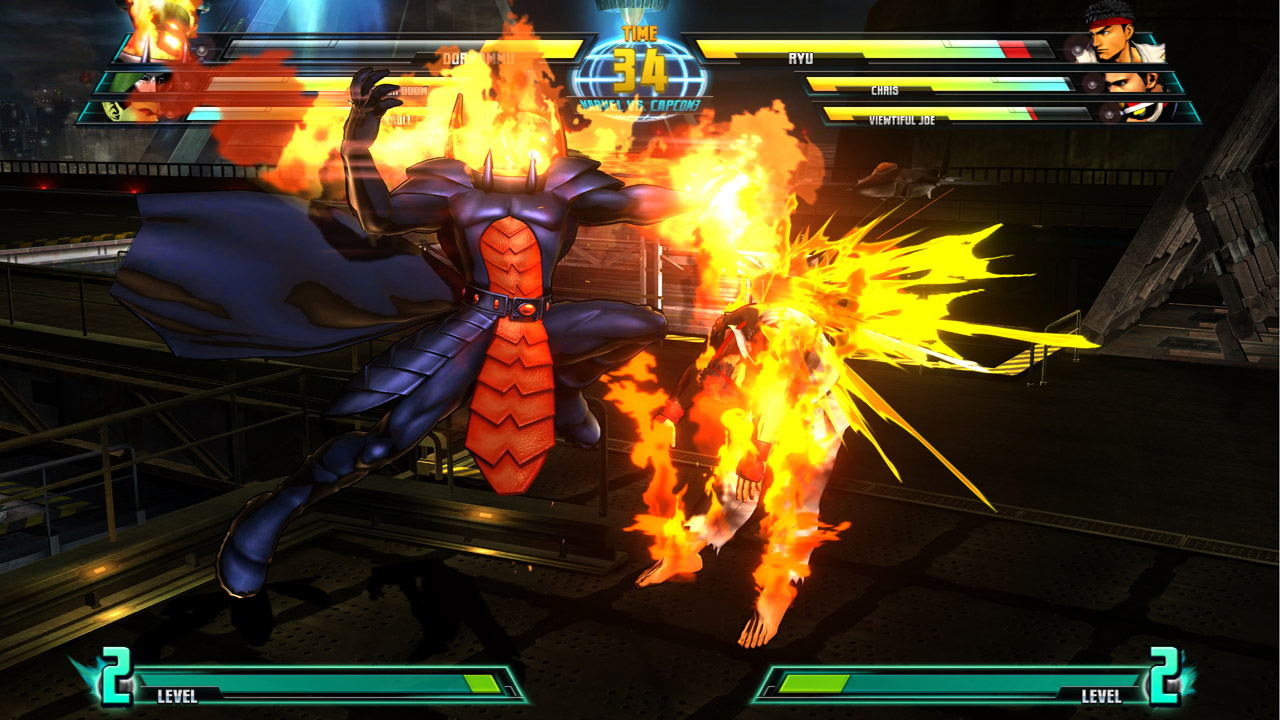 Marvel vs Capcom 3 : Fate of Two Worlds Playstation 3   66