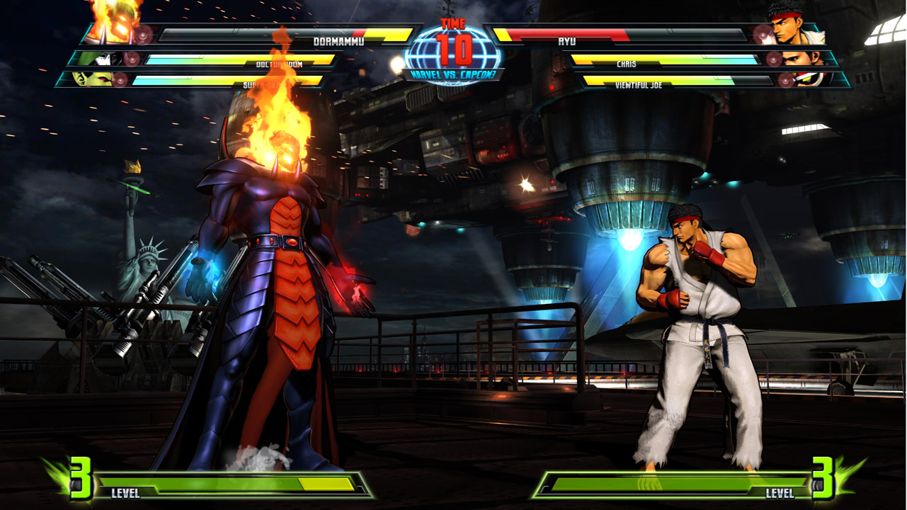 Marvel vs Capcom 3 : Fate of Two Worlds Playstation 3 | 68