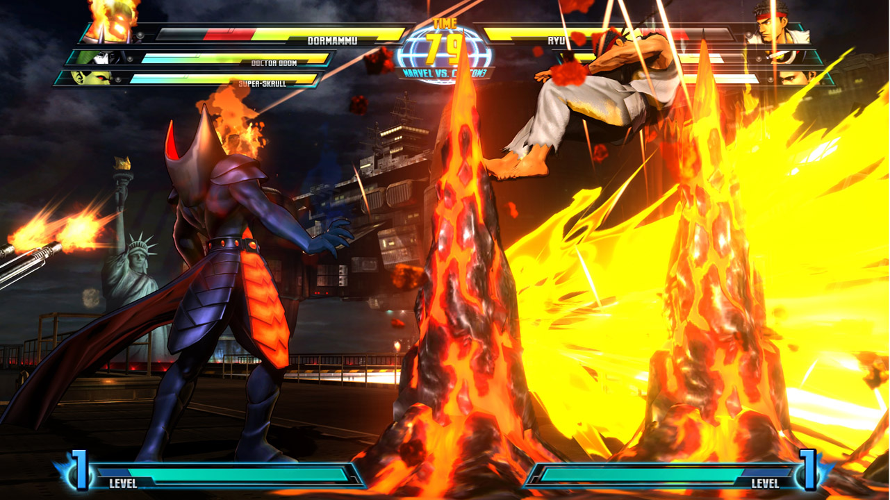 Marvel vs Capcom 3 : Fate of Two Worlds Playstation 3 | 69