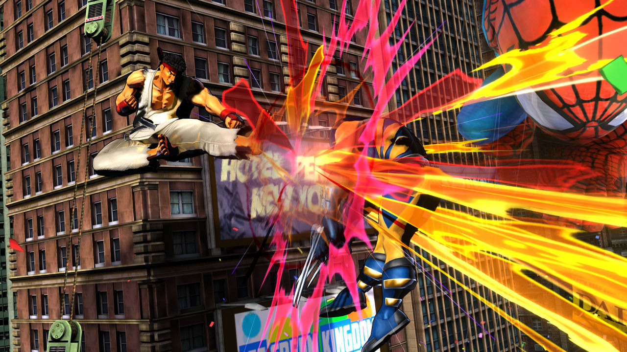 Marvel vs Capcom 3 : Fate of Two Worlds Playstation 3 | 7