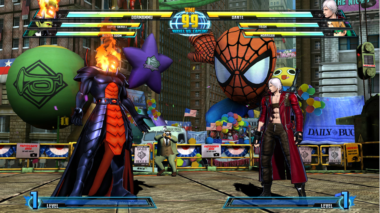 Marvel vs Capcom 3 : Fate of Two Worlds Playstation 3 | 70