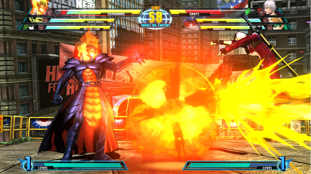 Marvel vs Capcom 3 : Fate of Two Worlds Playstation 3 | 71