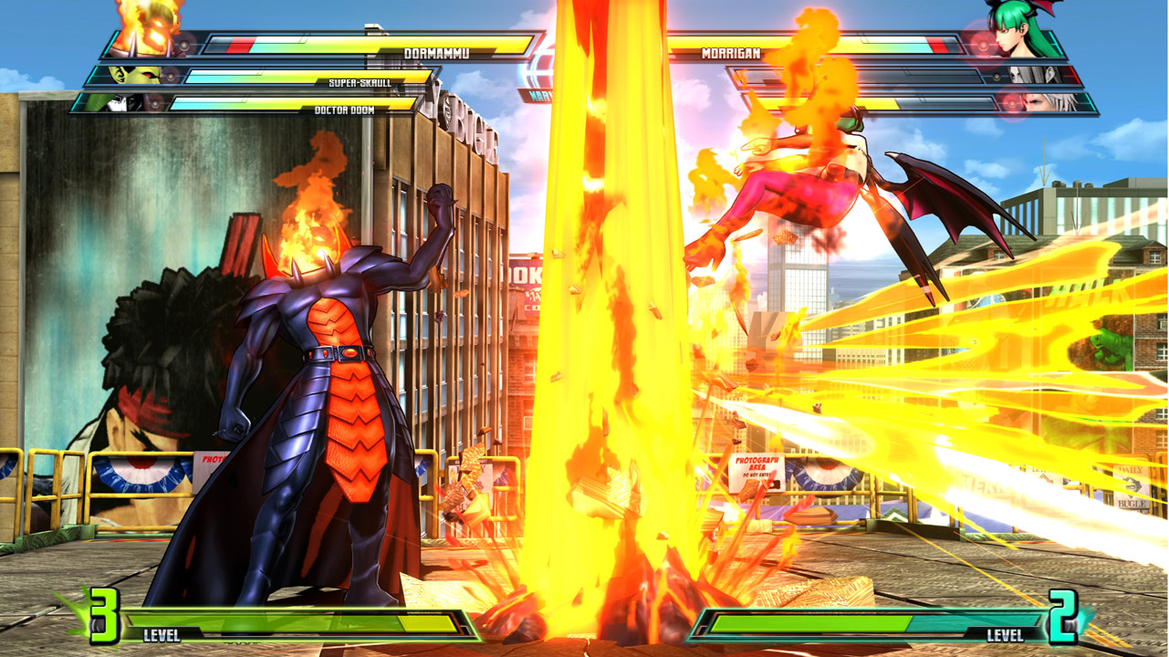 Marvel vs Capcom 3 : Fate of Two Worlds Playstation 3 | 72