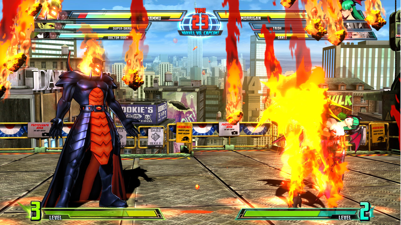 Marvel vs Capcom 3 : Fate of Two Worlds Playstation 3 | 73