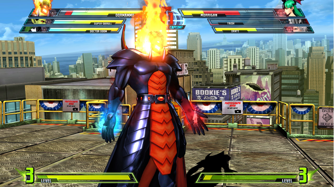 Marvel vs Capcom 3 : Fate of Two Worlds Playstation 3 | 74