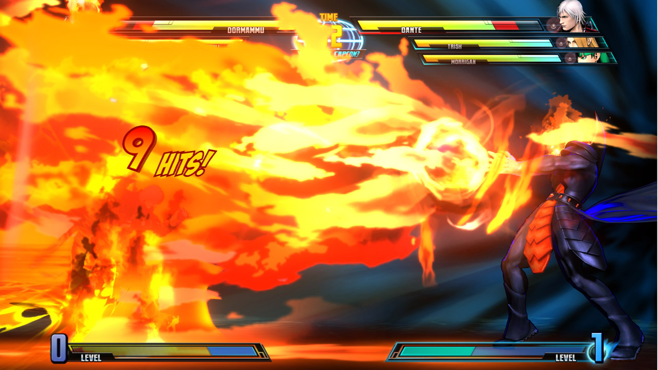 Marvel vs Capcom 3 : Fate of Two Worlds Playstation 3 | 75