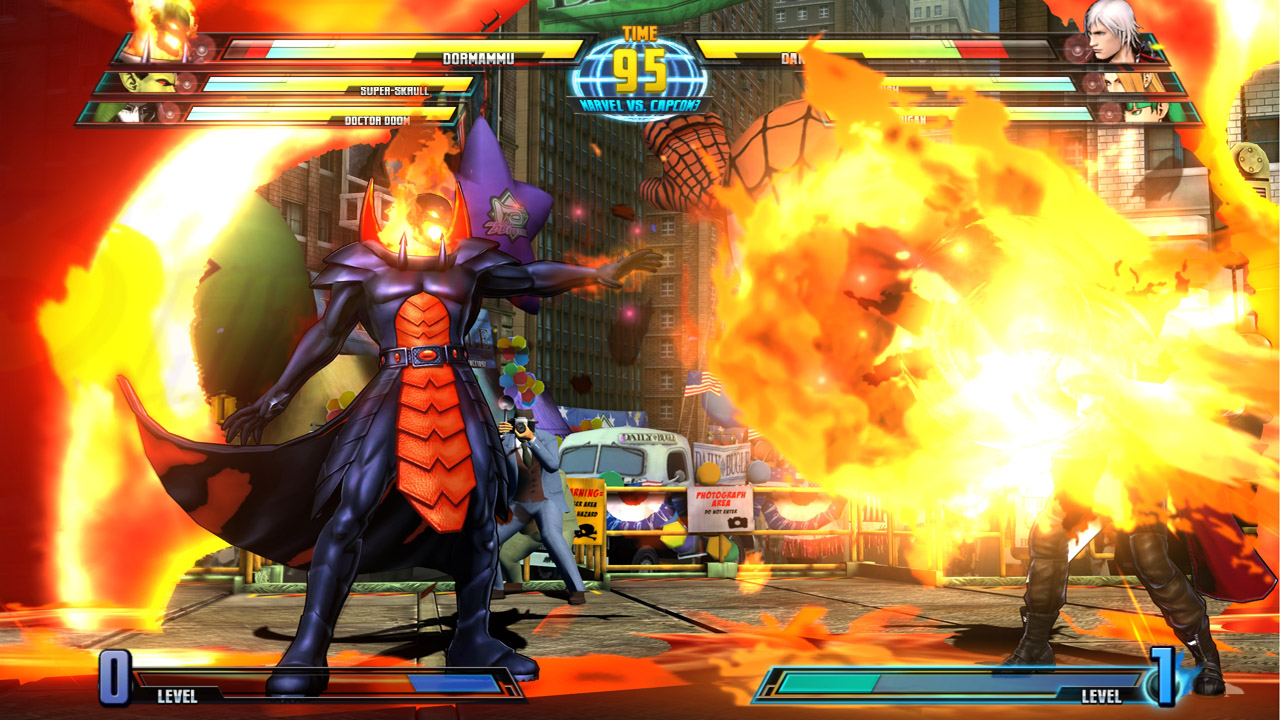 Marvel vs Capcom 3 : Fate of Two Worlds Playstation 3 | 76