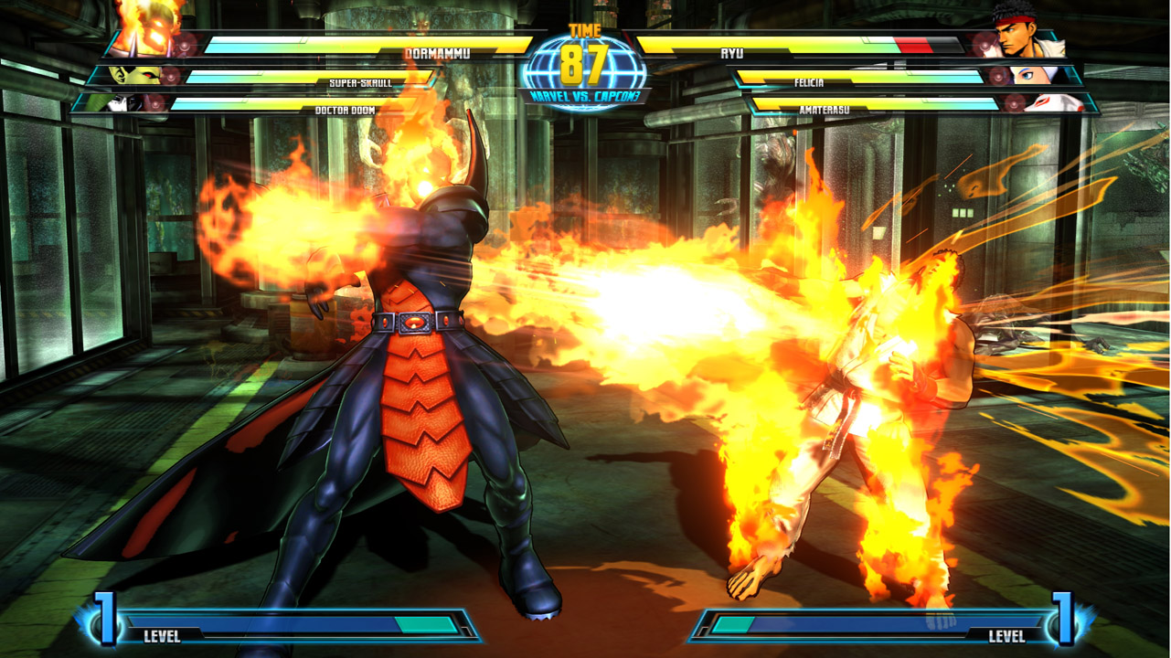 Marvel vs Capcom 3 : Fate of Two Worlds Playstation 3 | 77