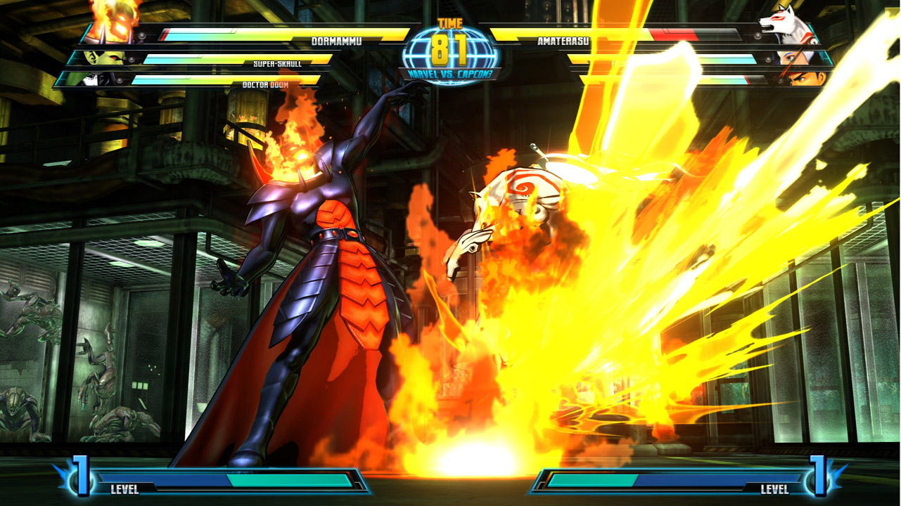 Marvel vs Capcom 3 : Fate of Two Worlds Playstation 3 | 78