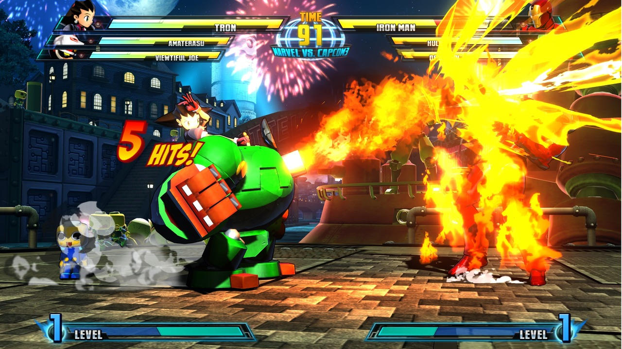 Marvel vs Capcom 3 : Fate of Two Worlds Playstation 3 | 79