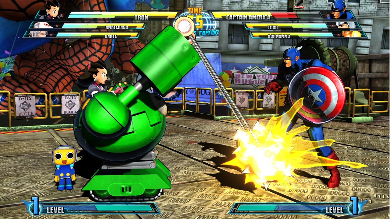 Marvel vs Capcom 3 : Fate of Two Worlds Playstation 3 | 83