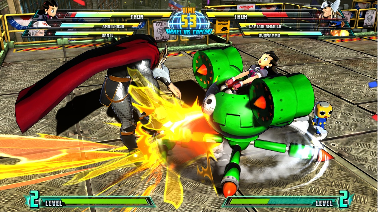 Marvel vs Capcom 3 : Fate of Two Worlds Playstation 3 | 84