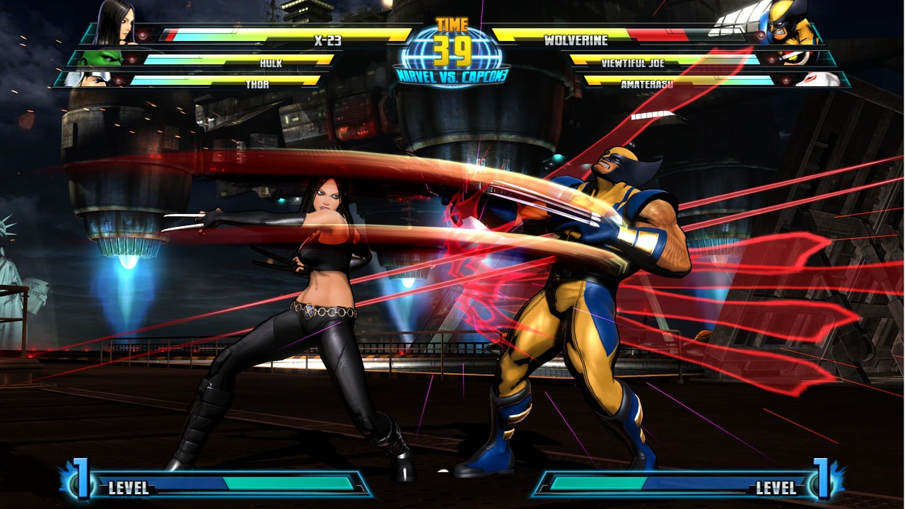 Marvel vs Capcom 3 : Fate of Two Worlds Playstation 3 | 89