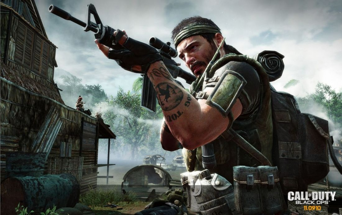 Call of Duty : Black Ops PC   5