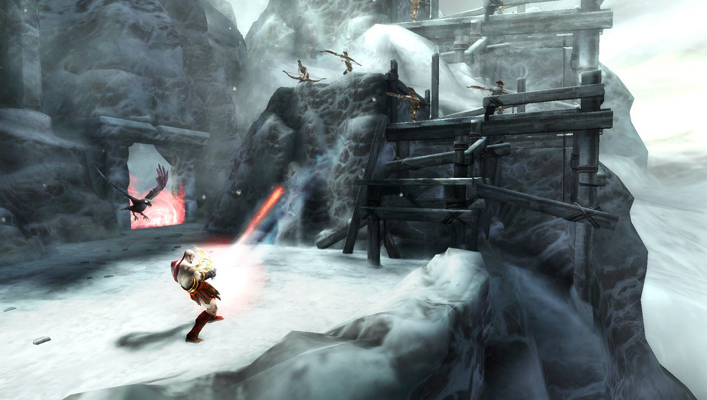 God of War : Ghost of Sparta Playstation Portable | 3