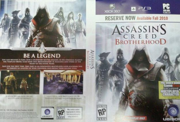 Assassin's Creed : Brotherhood PC | 1
