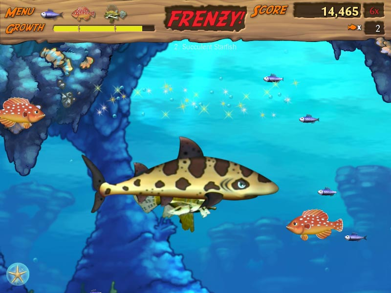 Feeding Frenzy 2 : Shipwreck Showdown Playstation 3 | 4