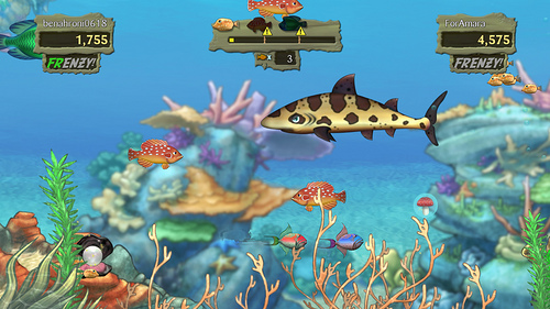 Feeding Frenzy 2 : Shipwreck Showdown Playstation 3 | 5
