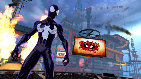 Spider-Man : Shattered Dimensions Xbox 360 | 18