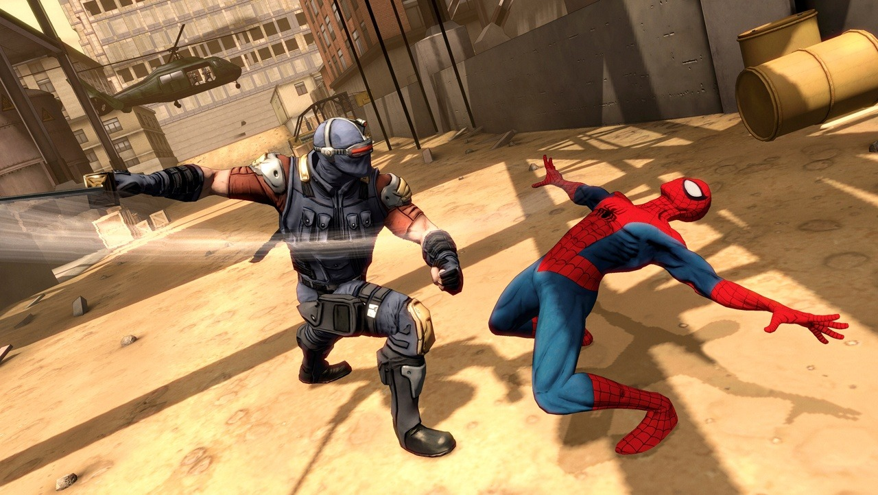 Spider-Man : Shattered Dimensions Xbox 360   2