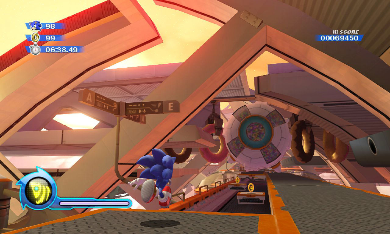Sonic Colours WII | 16