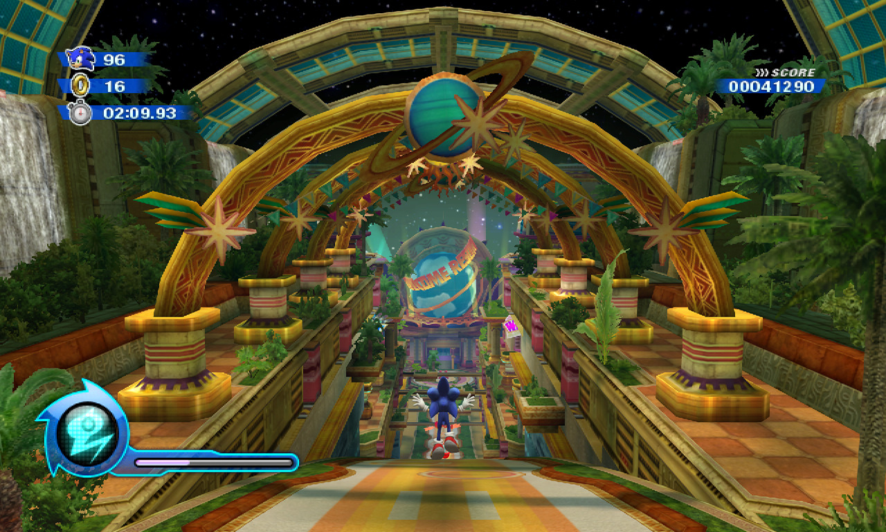 Sonic Colours WII | 7