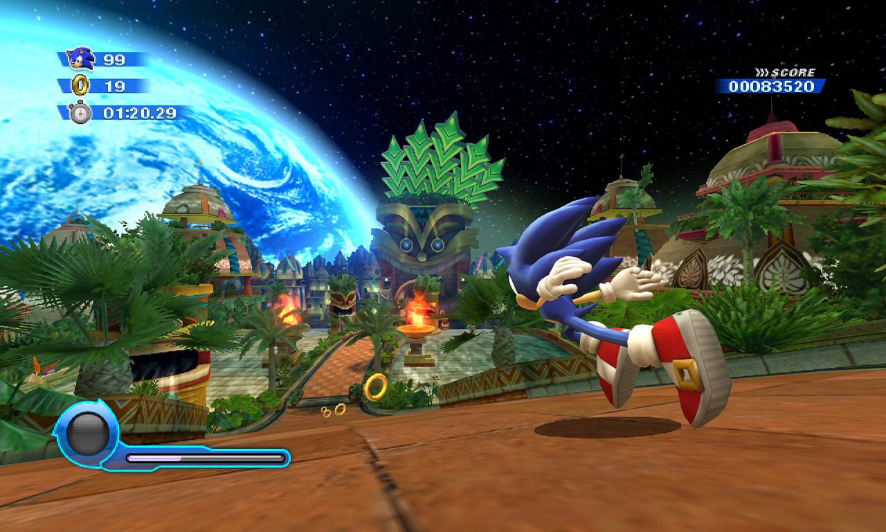 Sonic Colours WII | 8
