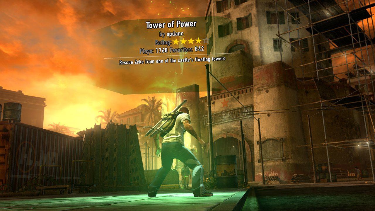 InFamous 2 Playstation 3 | 50