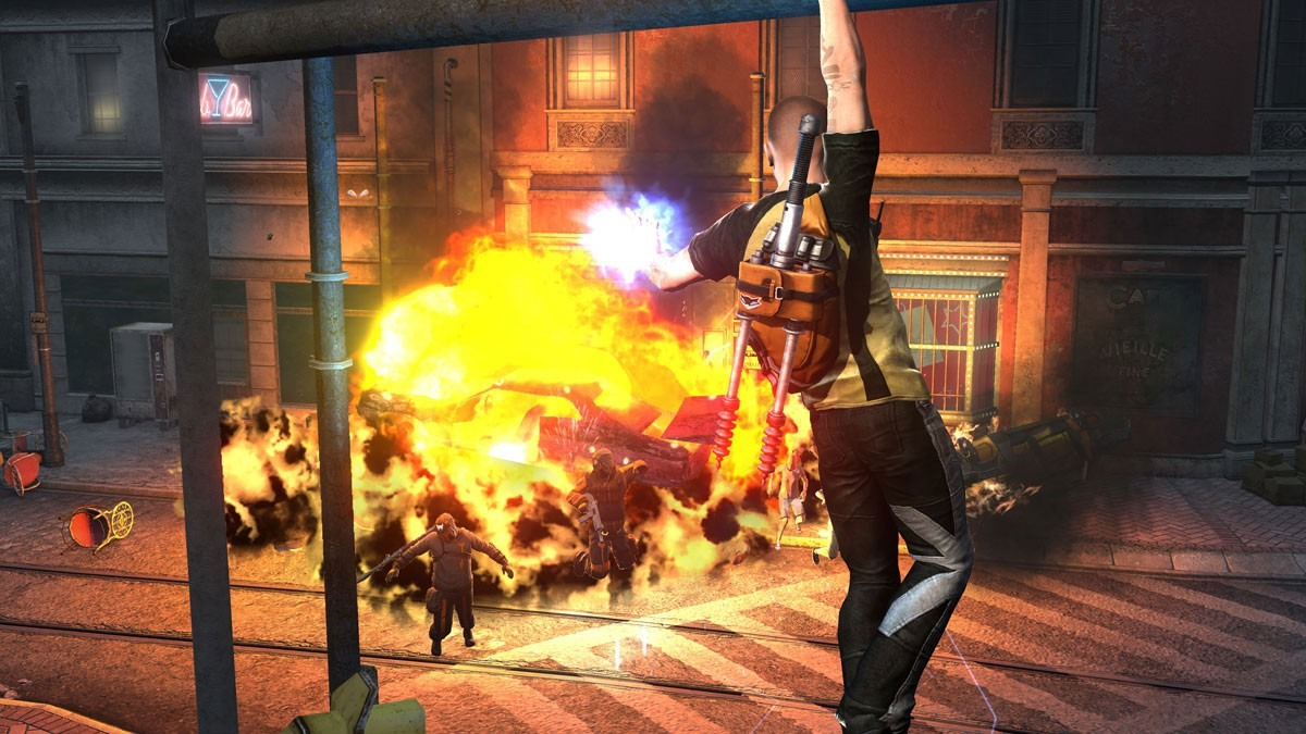 InFamous 2 Playstation 3 | 58