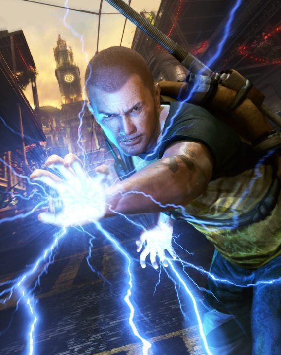 InFamous 2 Playstation 3 | 62