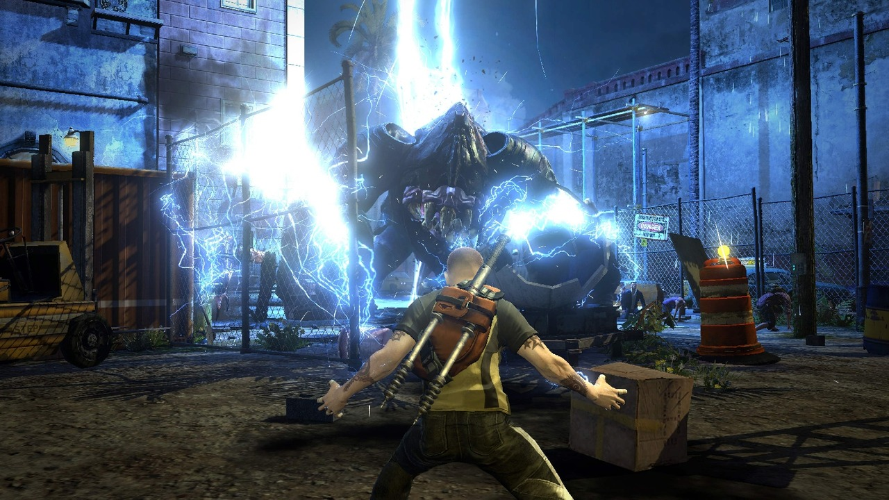 InFamous 2 Playstation 3 | 75