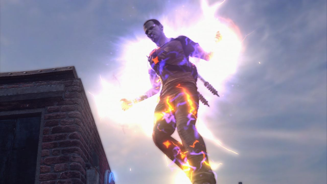 InFamous 2 Playstation 3 | 80