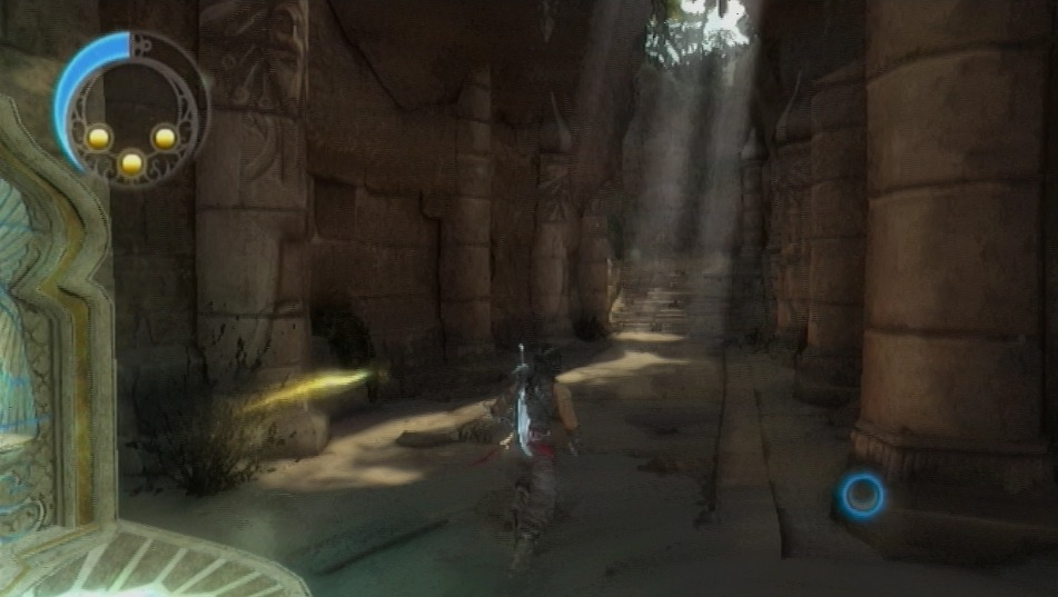 Prince of Persia : Les Sables Oubliés WII | 2