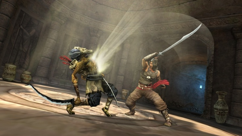 Prince of Persia : Les Sables Oubliés WII | 28