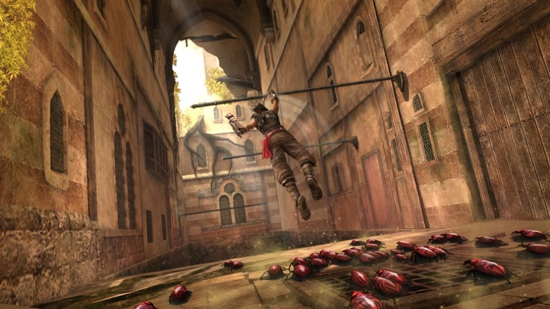 Prince of Persia : Les Sables Oubliés WII | 29