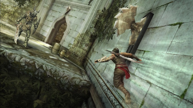 Prince of Persia : Les Sables Oubliés WII | 31