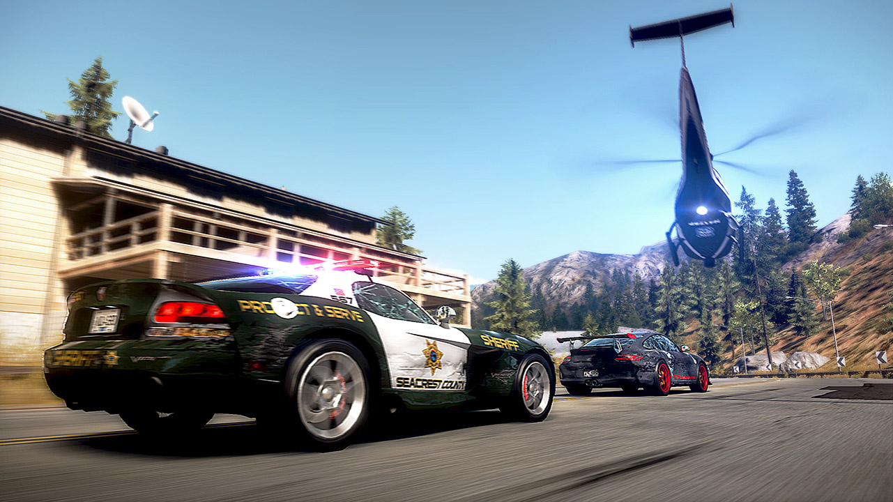 Need For Speed : Hot Pursuit Xbox 360 | 1