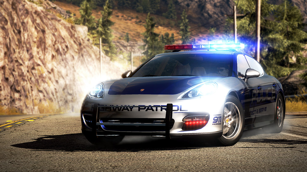 Need For Speed : Hot Pursuit Xbox 360 | 18