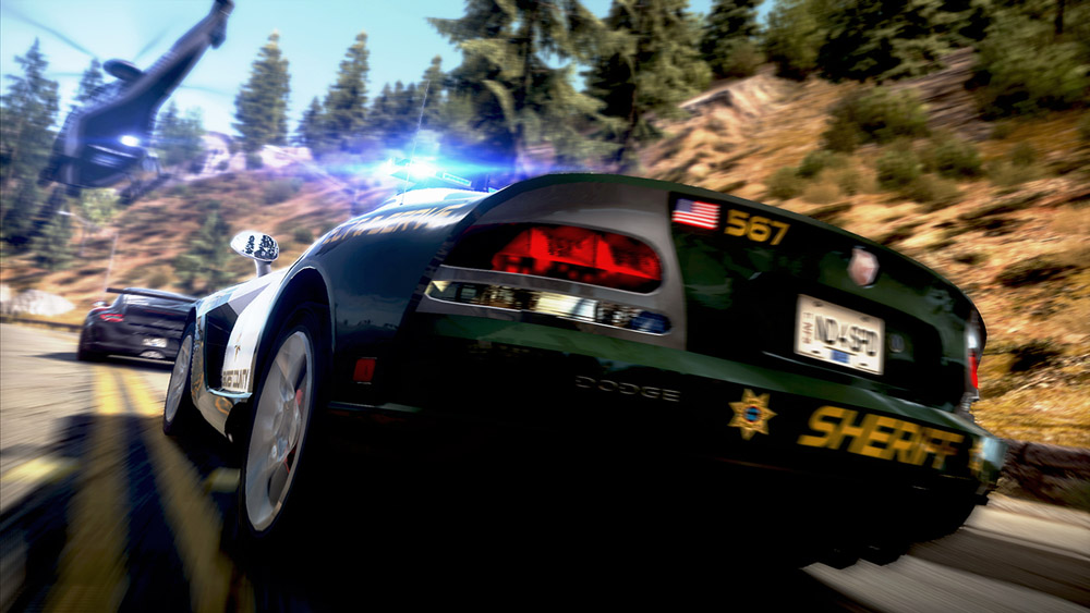 Need For Speed : Hot Pursuit Xbox 360 | 8