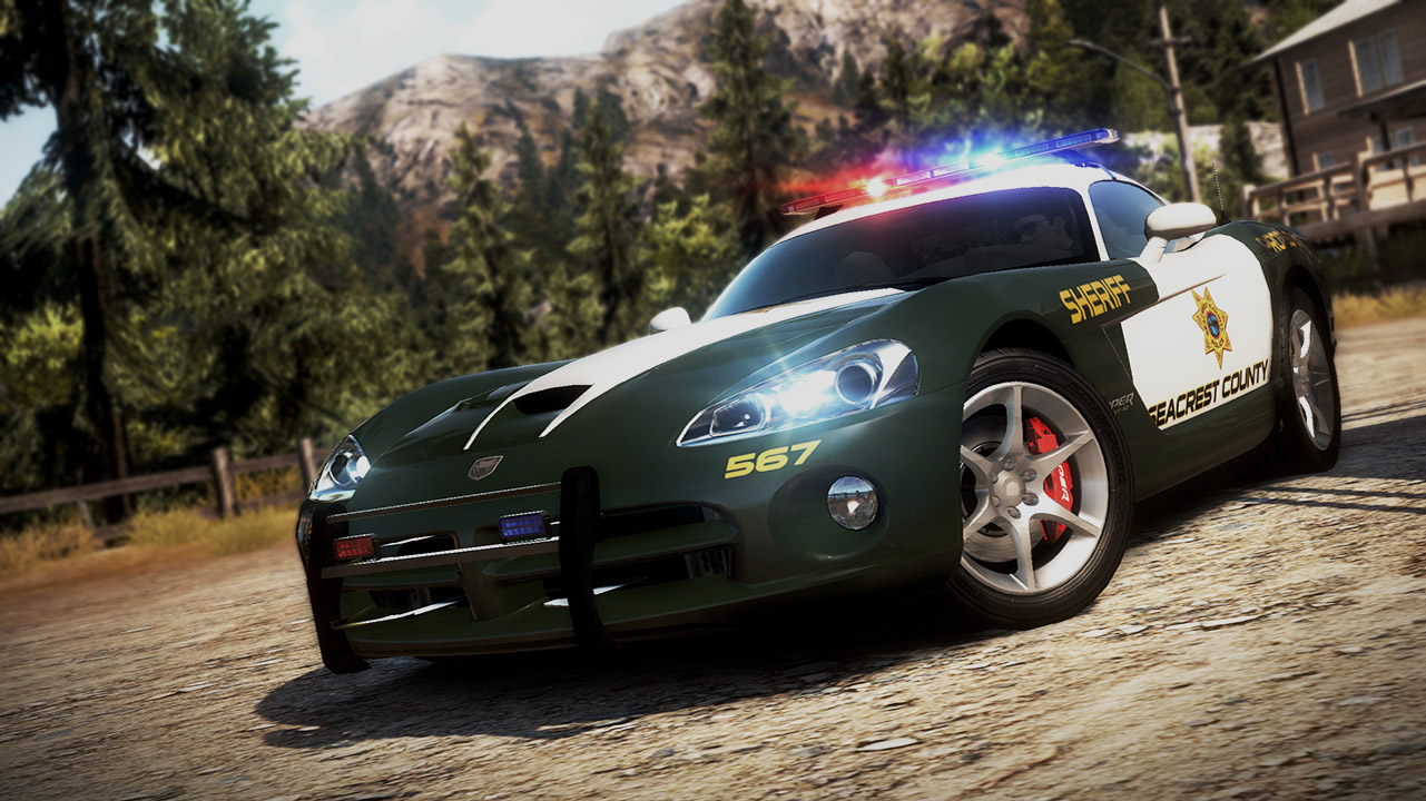 Need For Speed : Hot Pursuit PC | 2