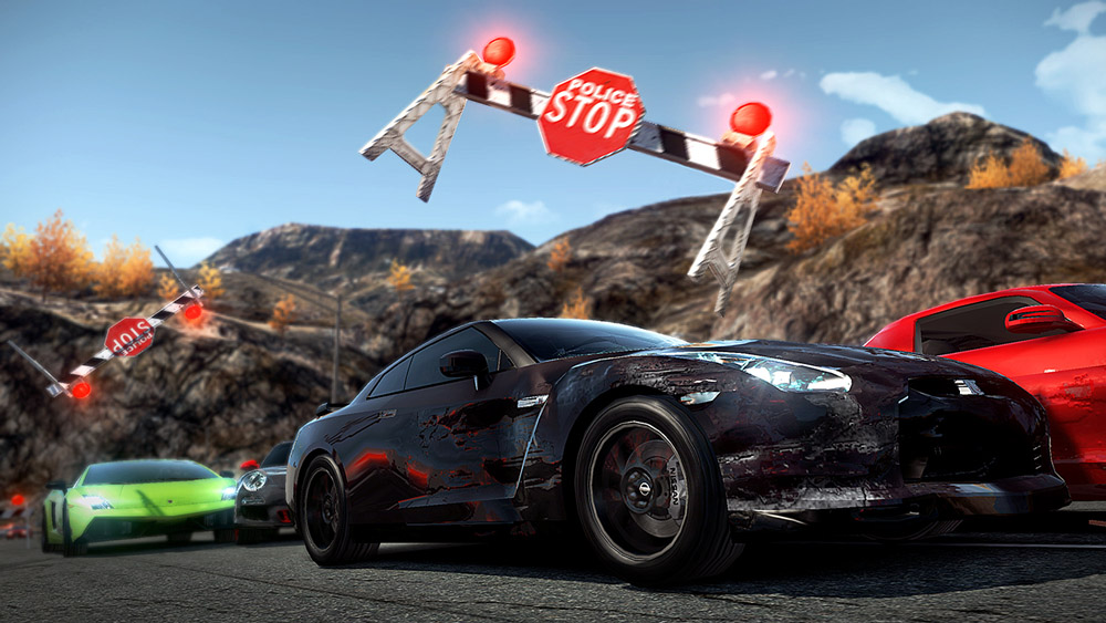 Need For Speed : Hot Pursuit PC | 9