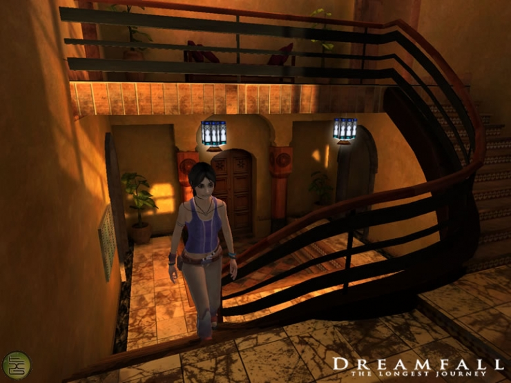 Dreamfall : The Longest Journey Xbox | 5