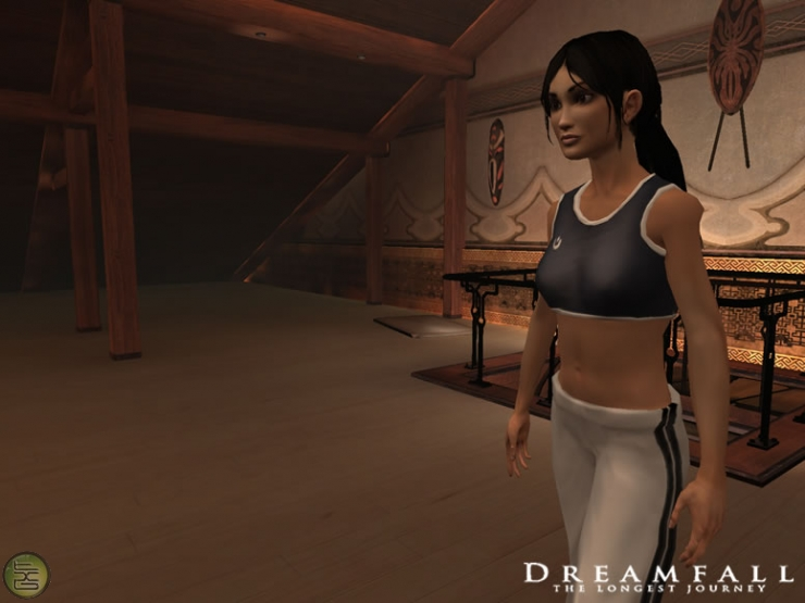 Dreamfall : The Longest Journey Xbox | 6