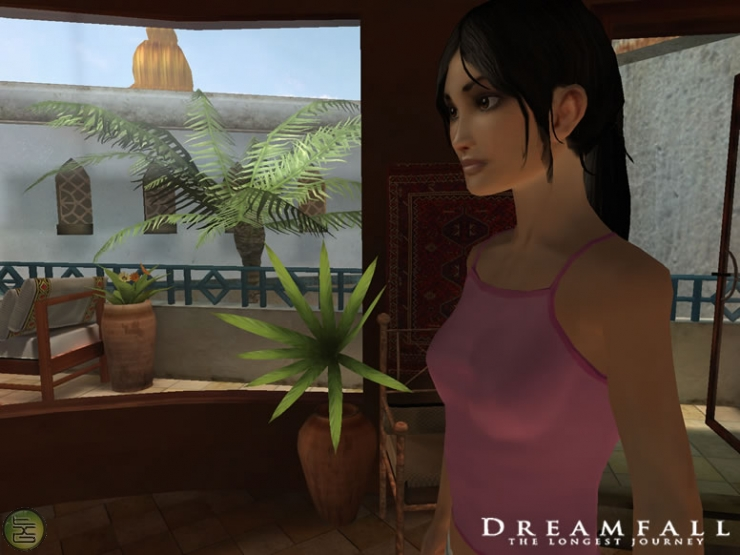 Dreamfall : The Longest Journey Xbox | 8