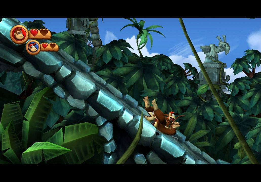 Donkey Kong Country Returns WII | 11