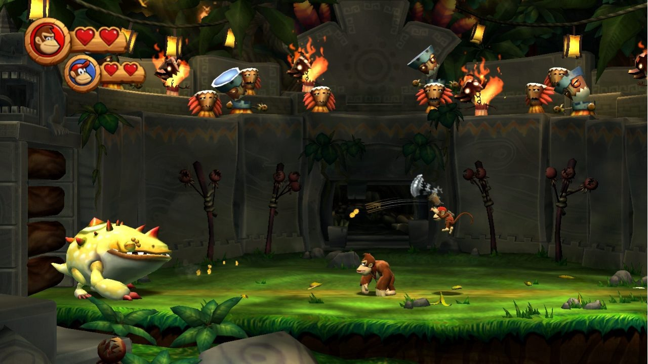 Donkey Kong Country Returns WII | 12