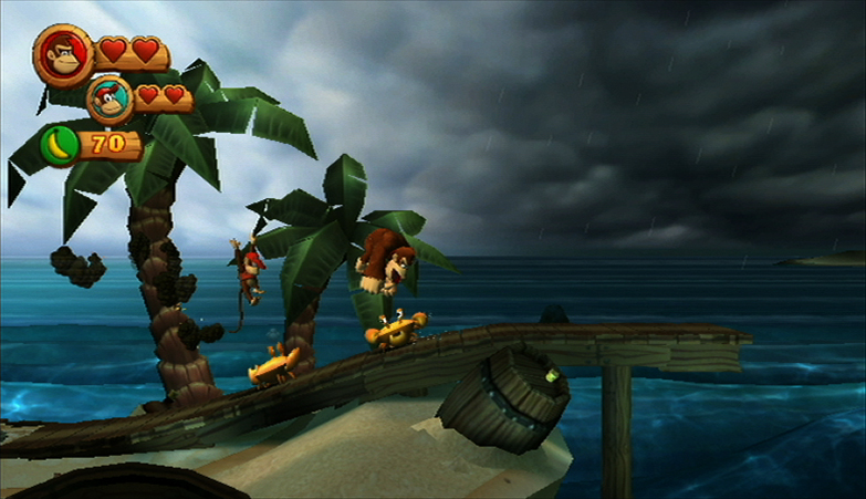 Donkey Kong Country Returns WII | 6